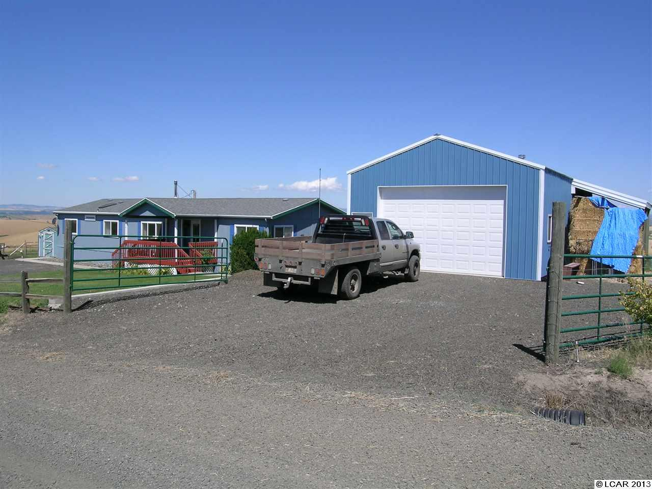Photo of 32951 Davis Road  Kendrick  ID