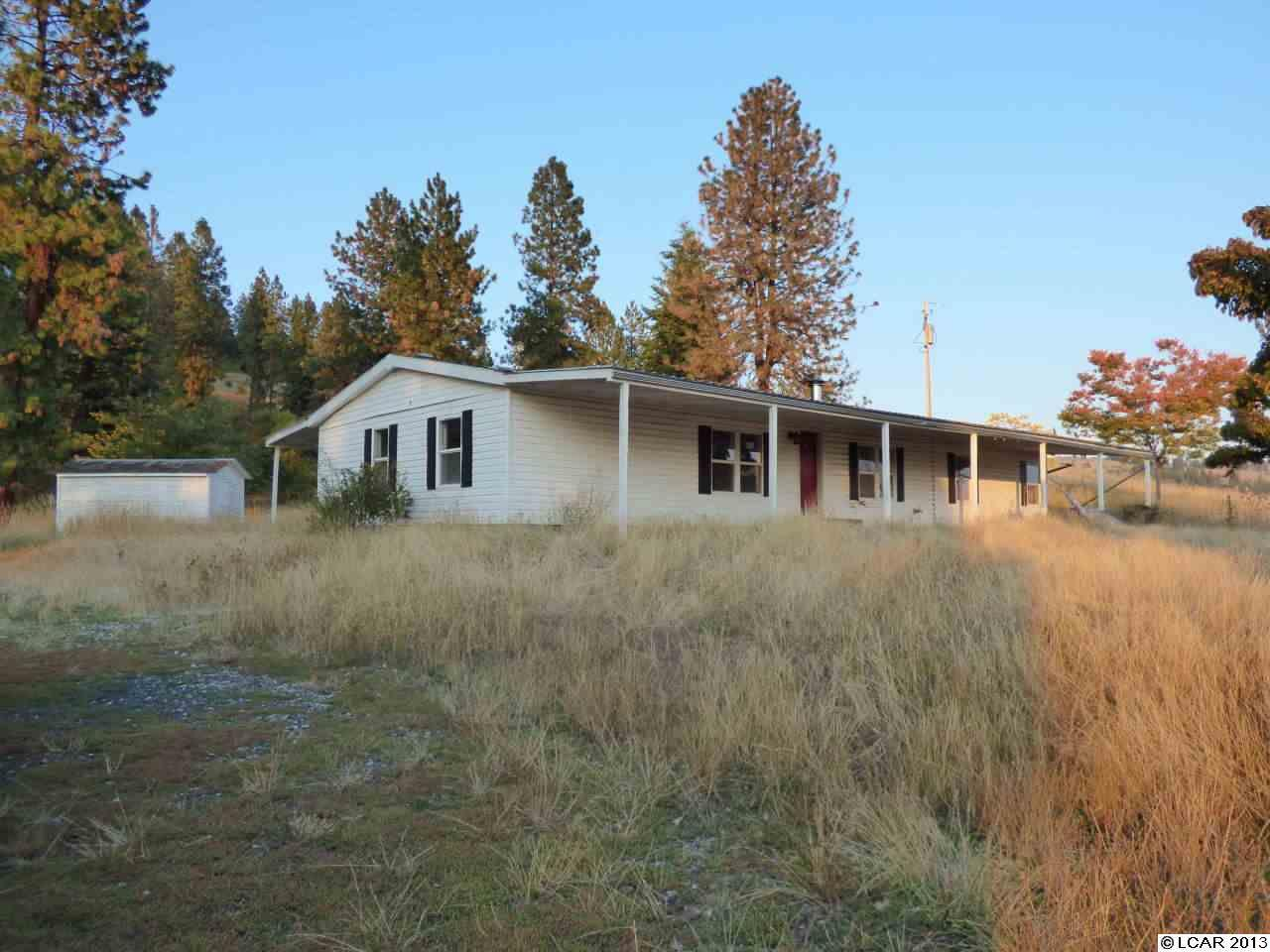 Photo of 7481 Upper Fords Creek Road  Orofino  ID