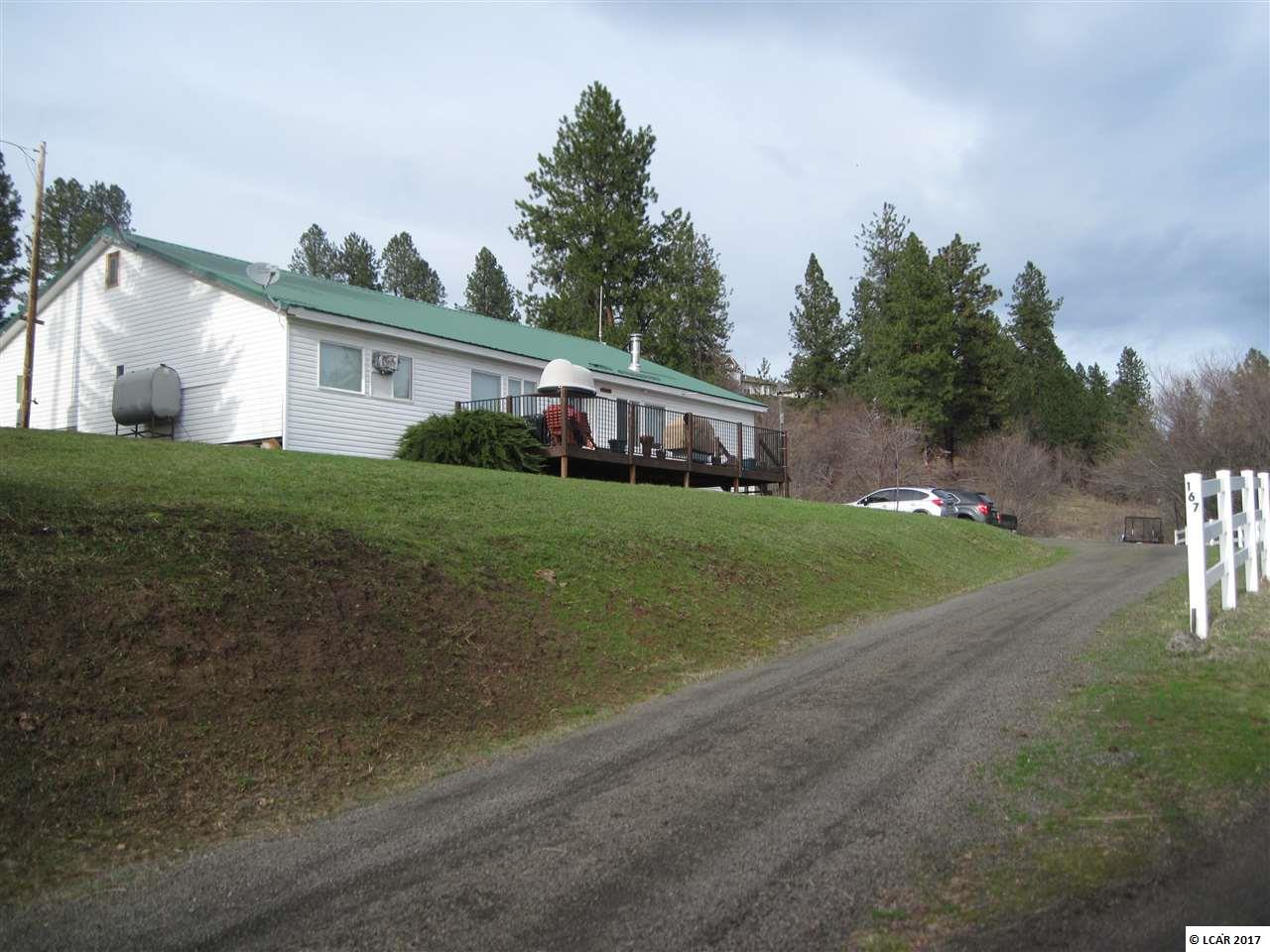 Photo of 167 Wild Plum Lane  Kooskia  ID