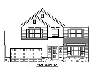 Wissler Way # CARLTON MODEL, LANDISVILLE, PA 17538
