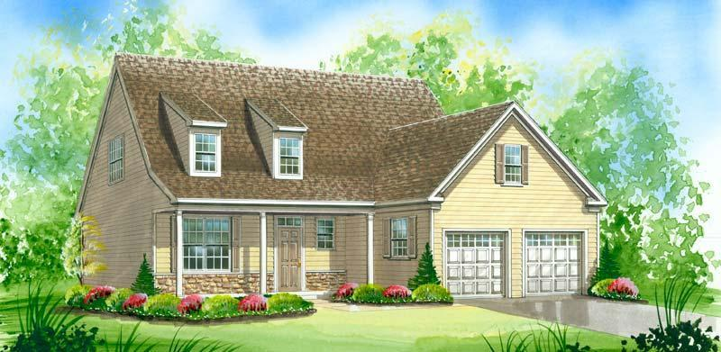 Wissler Way # HARRISON MODEL, Landisville, PA 17538