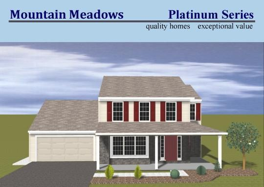 0 MEADOWLARK LANE # (THE TANGLEWOOD MODEL), MYERSTOWN, PA 17067