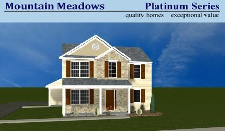 Meadowlark Ln # THE LAUREL 2 MODEL, Myerstown, PA 17067
