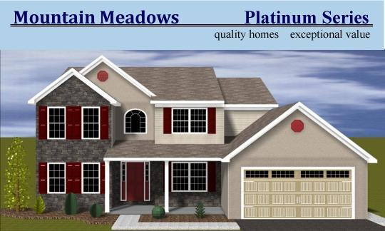 Meadowlark Ln # THE OAK MODEL, Myerstown, PA 17067