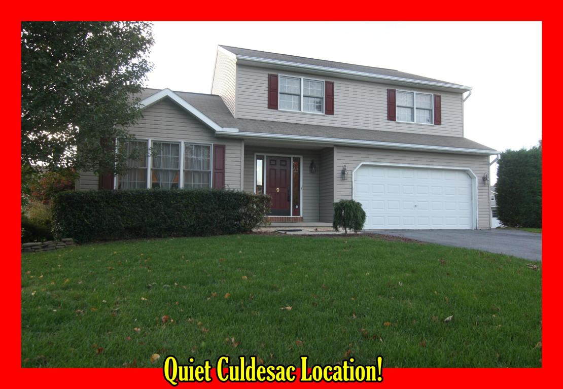 9 N Caterpillar Ct, Myerstown, PA 17067