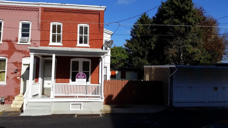521 & 523 E GRANT STREET,Lancaster  PA