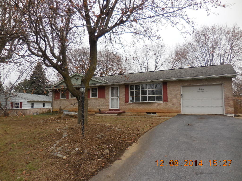 606 S 14th Ave, Lebanon, PA 17042