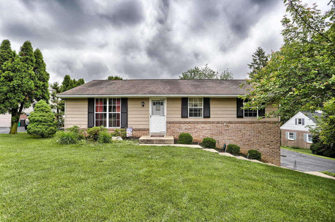 One of Lancaster 4 Bedroom Ranch Homes for Sale