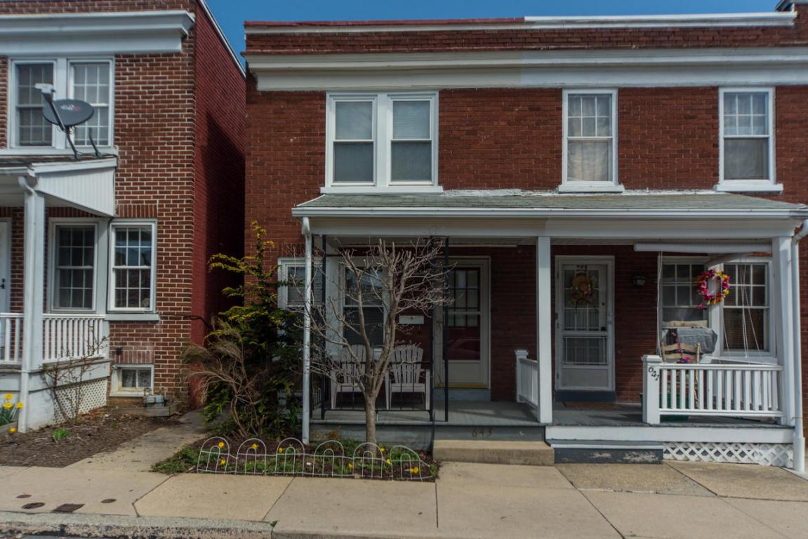 Real Estate for Sale, ListingId: 36795702, Lancaster,PA17603