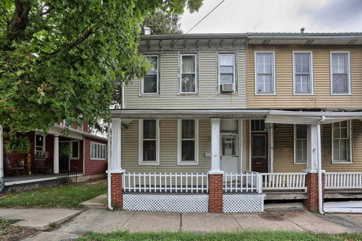 Photo of 14 N COLLEGE STREET  MYERSTOWN  PA