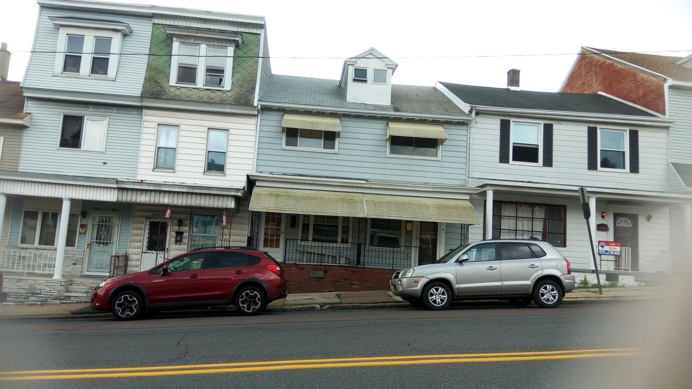 Photo of 1514 CENTRE STREET  Ashland  PA