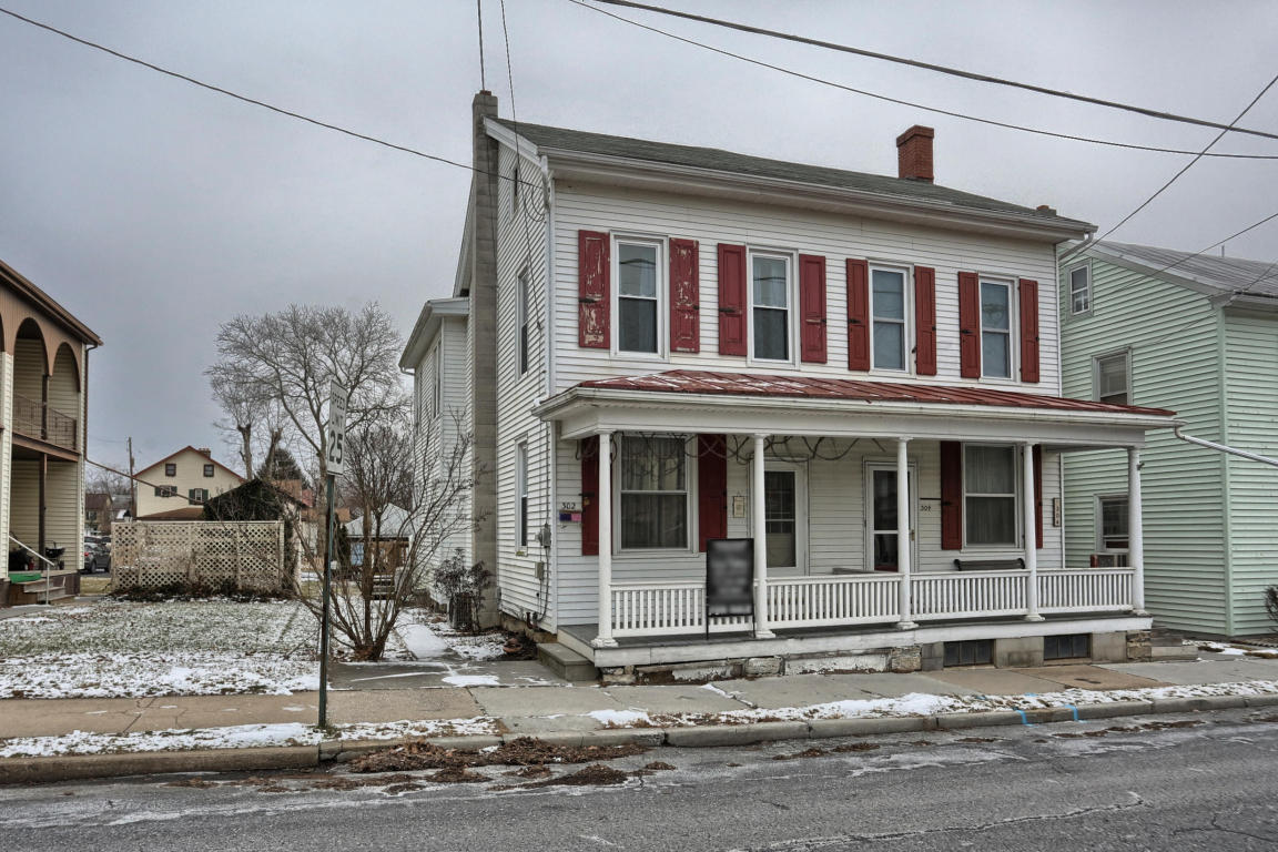 Photo of 302 S RAILROAD STREET  MYERSTOWN  PA