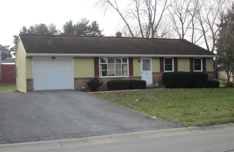 38 Park Ave, Mountville, PA 17554