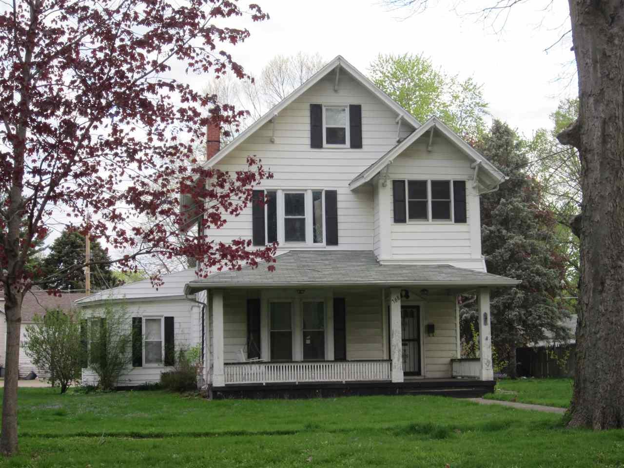 Real Estate for Sale, ListingId: 32981869, Mason City,IL62664