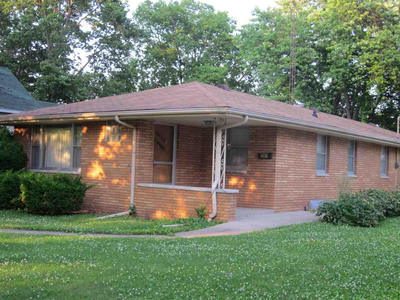 Real Estate for Sale, ListingId: 33786273, Mason City,IL62664