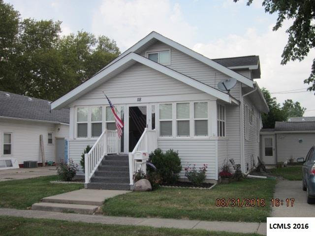 118 W Elm St, Mason City, IL 62664