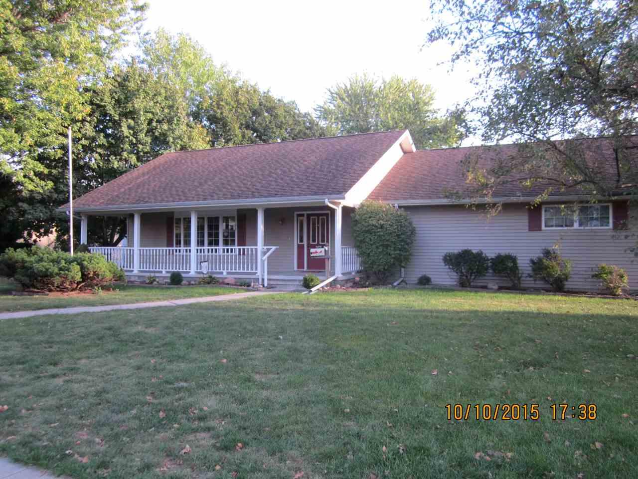 Real Estate for Sale, ListingId: 35777510, Mason City,IL62664