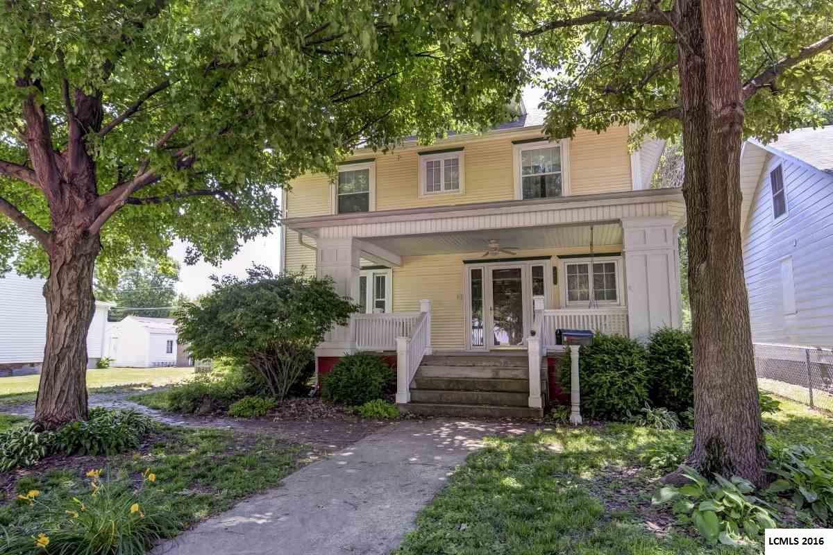 Real Estate for Sale, ListingId: 36755645, Mason City,IL62664