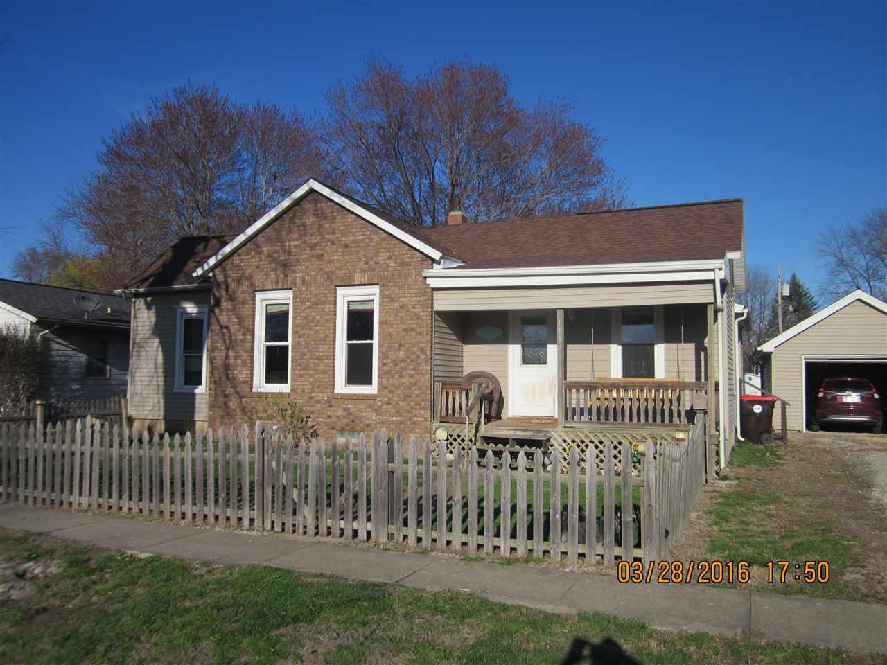 119 N Keefer St, Mason City, IL 62664