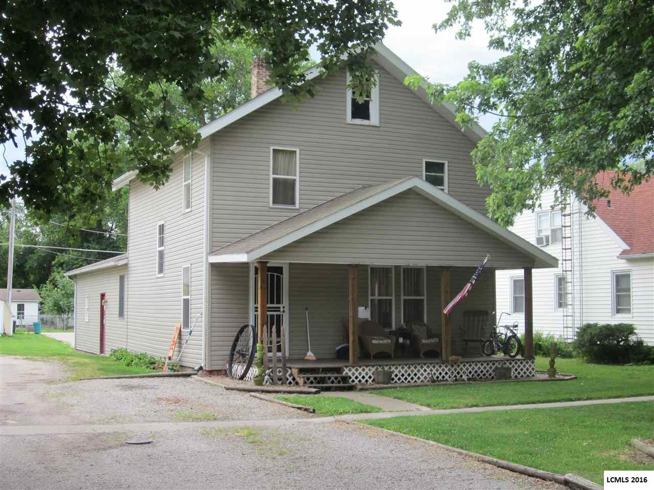 Photo of 515 N Tonica Street  Mason City  IL