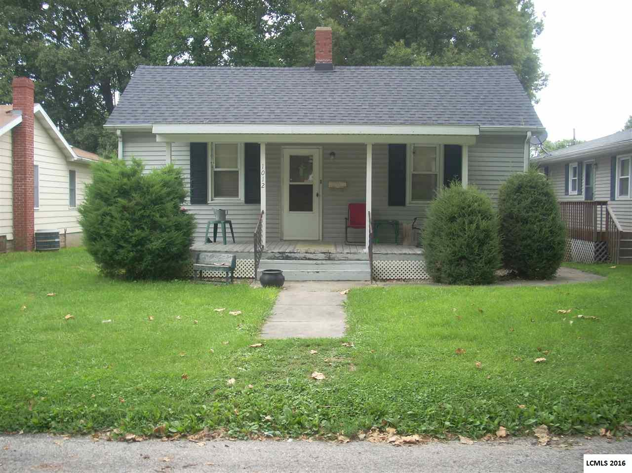 Photo of 1012 6th Street  Lincoln  IL