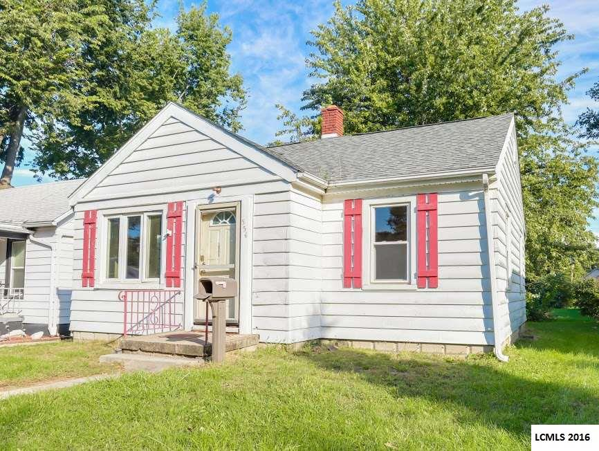 Photo of 554 8th Street  Lincoln  IL