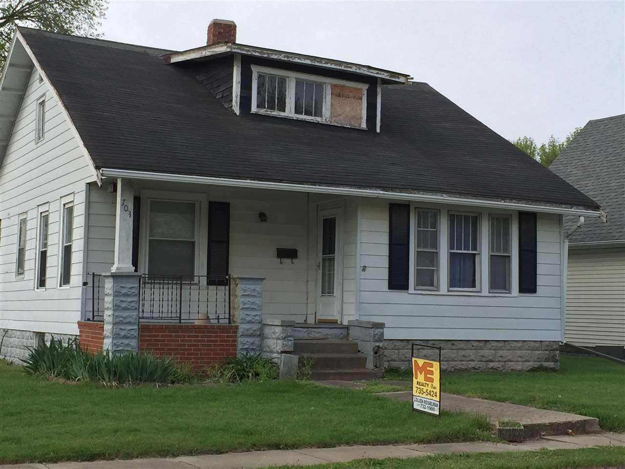 Photo of 703 8th Street  Lincoln  IL