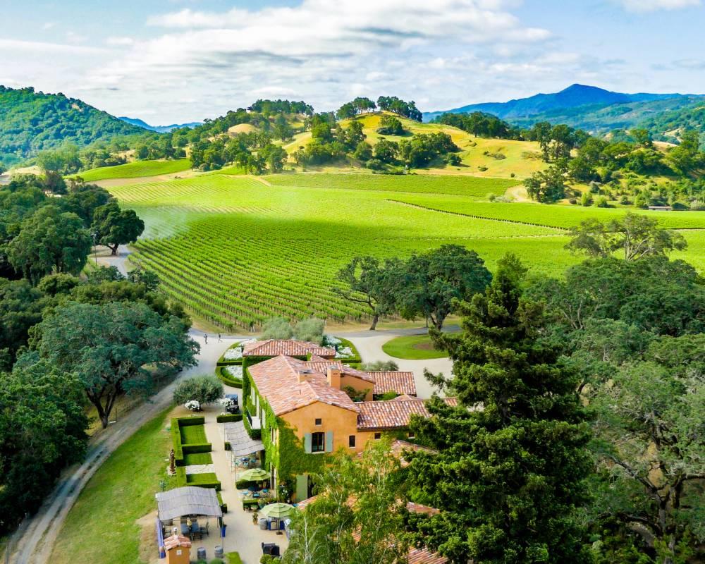 255 acres Hopland, CA