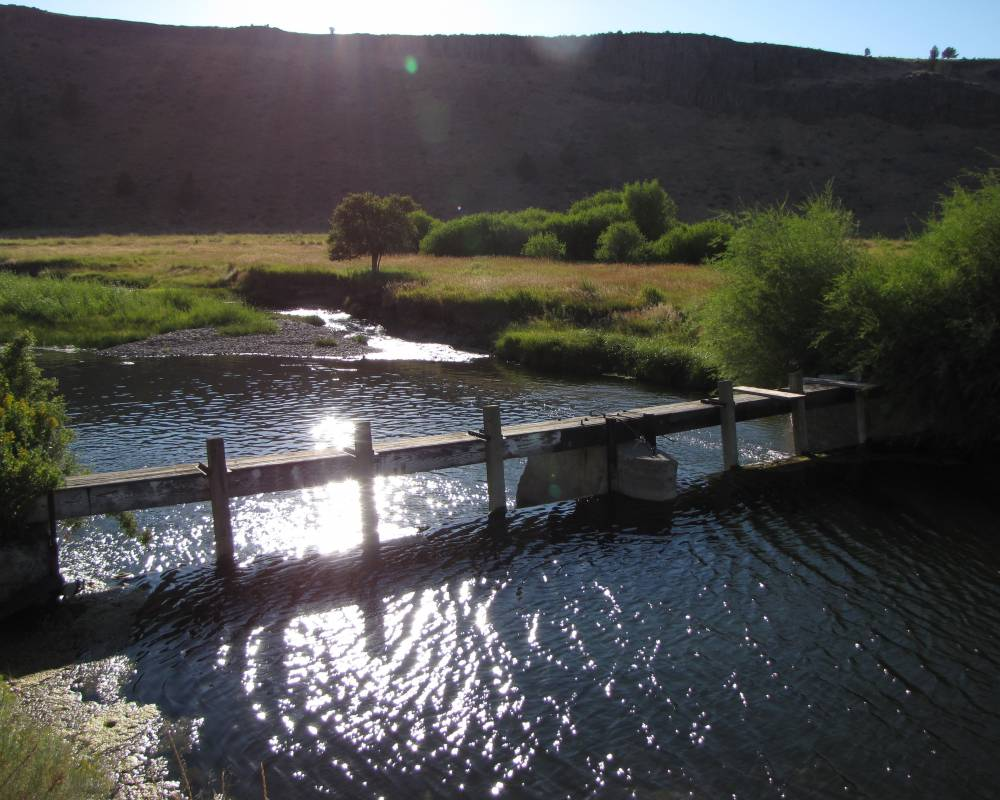 4235 acres by Burns, Oregon for sale