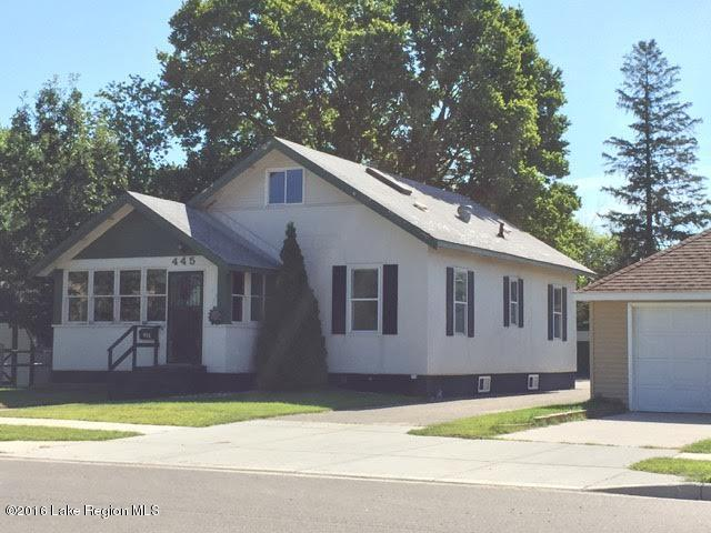Photo of 445 SW 3rd Avenue  Perham  MN