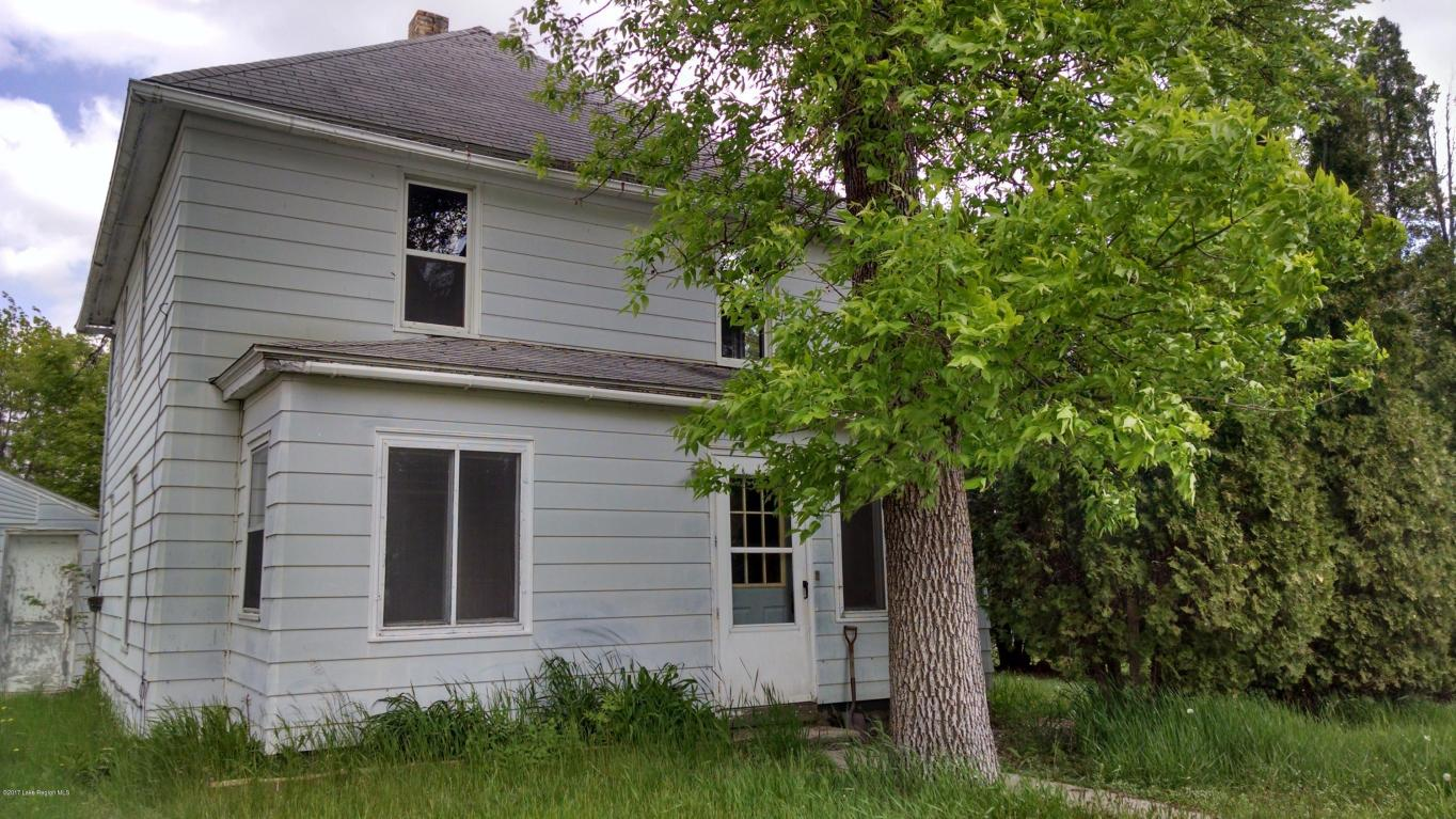 Photo of 537 SE 3rd Street  Perham  MN