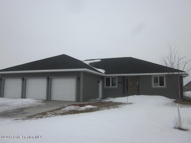 Photo of 830 SW 8th Avenue  Perham  MN