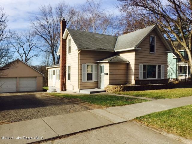 Photo of 532 E Channing Avenue  Fergus Falls  MN