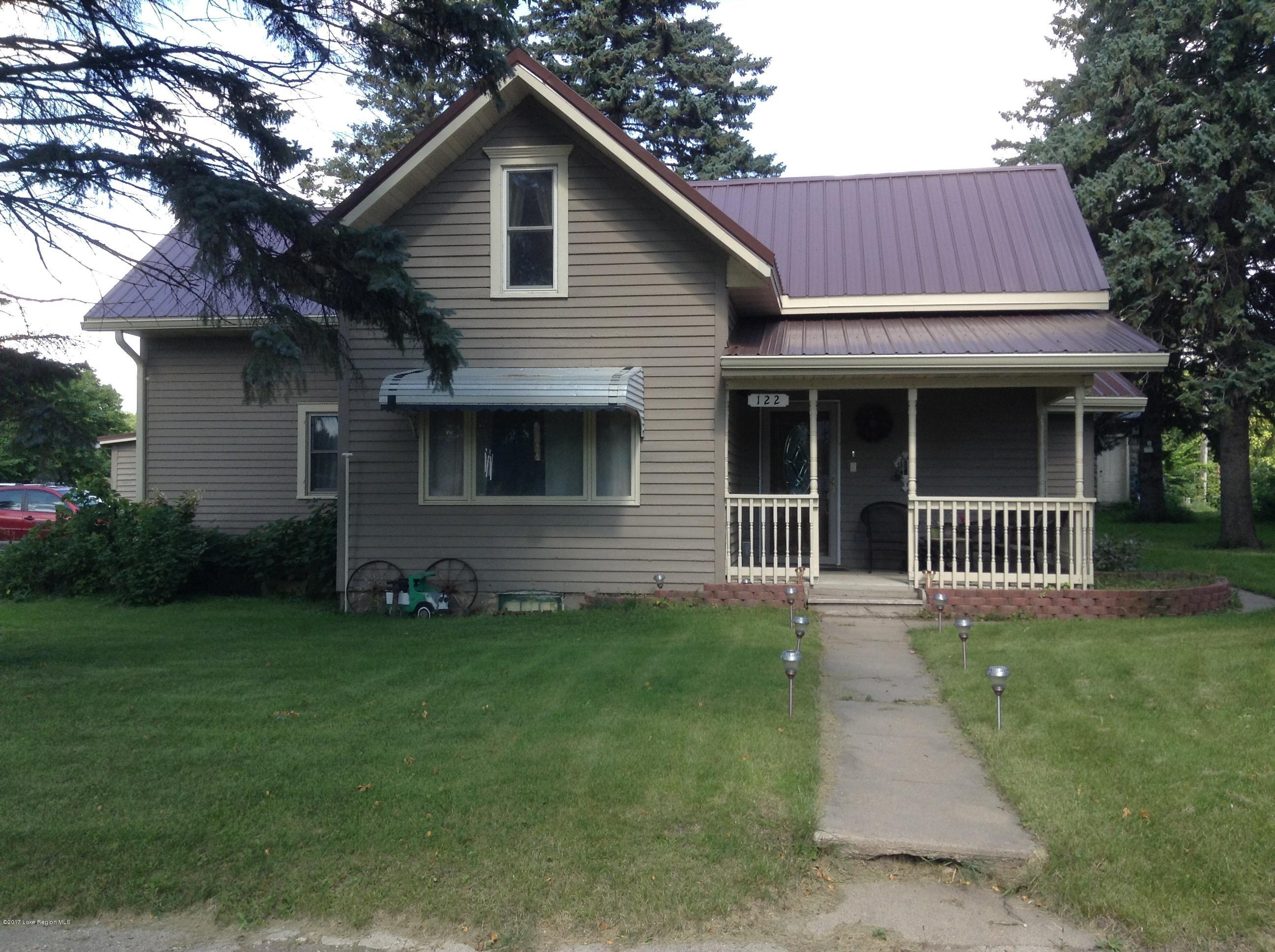 Photo of 122 Main Avenue  Rothsay  MN