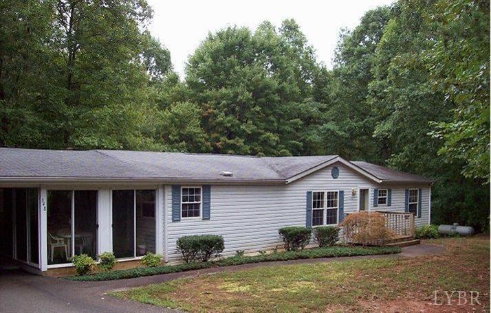 Real Estate for Sale, ListingId: 31465749, Gretna,VA24557
