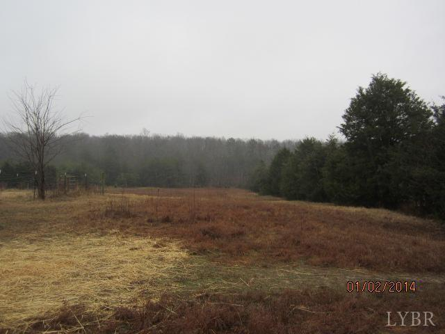 10 acres by Altavista, Virginia for sale