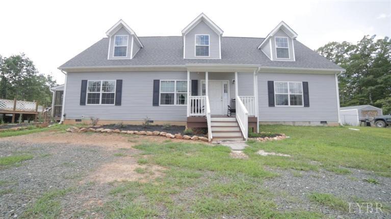 Real Estate for Sale, ListingId: 29743881, Gladstone,VA24553