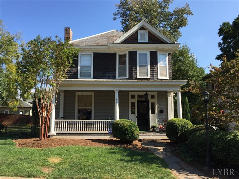 Real Estate for Sale, ListingId: 29798294, Lynchburg,VA24503