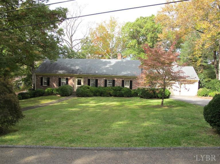 Real Estate for Sale, ListingId: 30441118, Lynchburg,VA24503