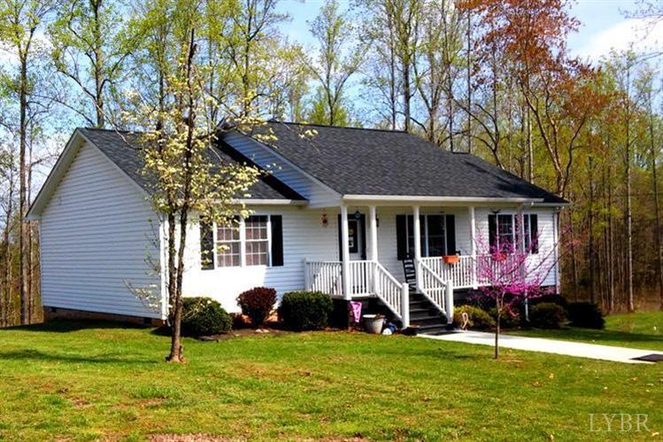 Real Estate for Sale, ListingId: 30615152, Concord,VA24538