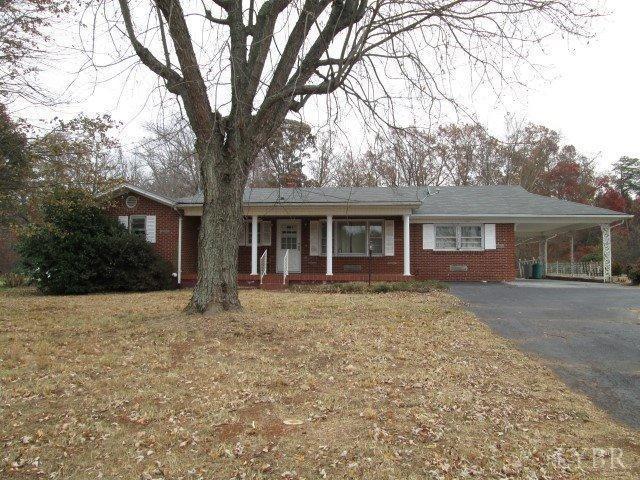 Real Estate for Sale, ListingId: 30800492, Gretna,VA24557