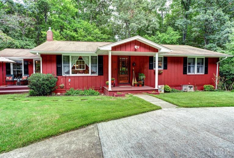 2.19 acres by Moneta, Virginia for sale