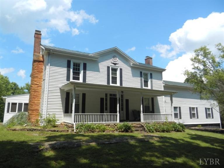Real Estate for Sale, ListingId: 34027302, Concord,VA24538