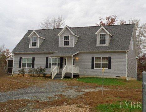 Real Estate for Sale, ListingId: 36036981, Gladstone,VA24553