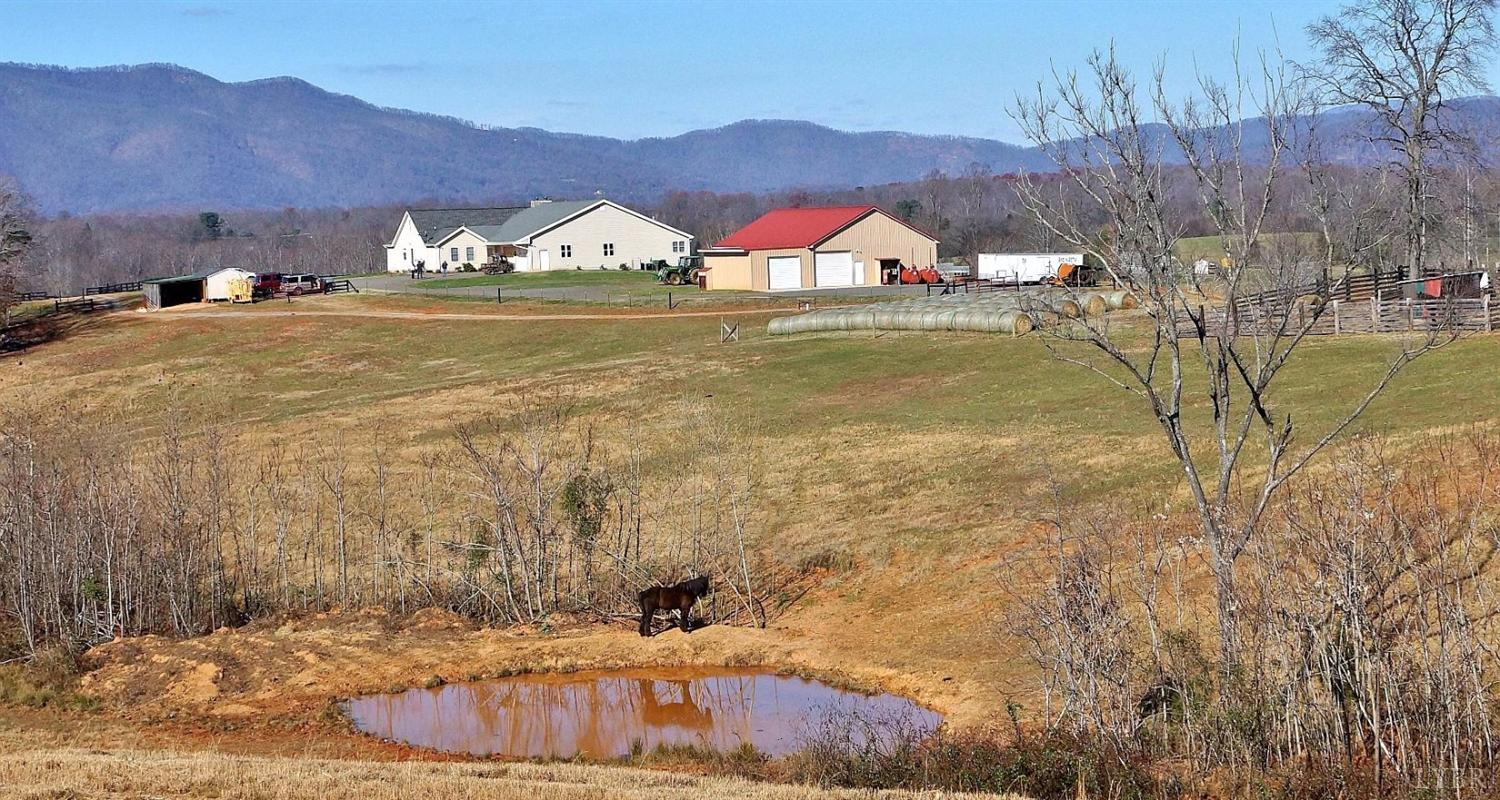 Image of Residential for Sale near Monroe, Virginia, in Amherst County: 76.32 acres