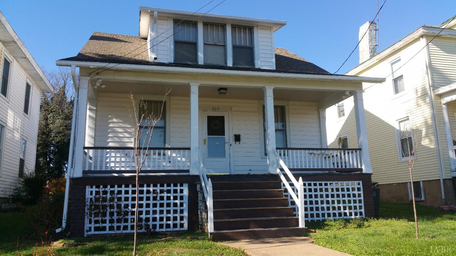 Photo of 305 Essex Street  Lynchburg  VA