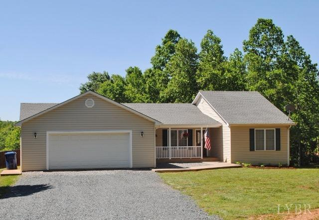 Real Estate for Sale, ListingId: 36731236, Concord,VA24538