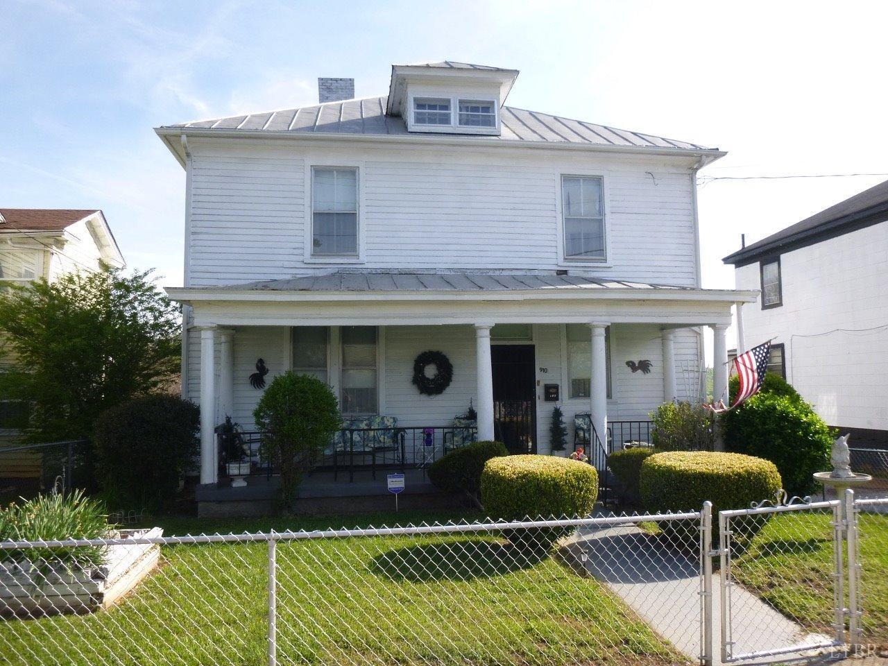 Photo of 910 Cabell Street  Lynchburg  VA