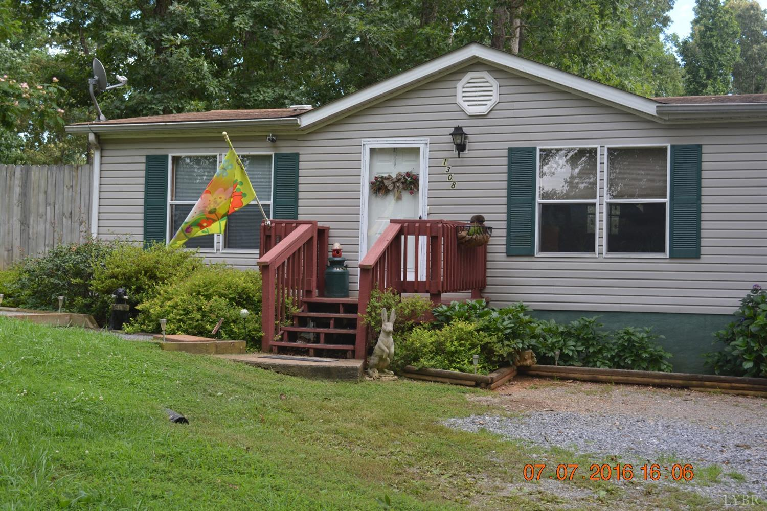 Photo of 1308 Jopling Road  Bedford  VA