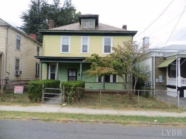 Photo of 705 Franklin Street  Lynchburg  VA
